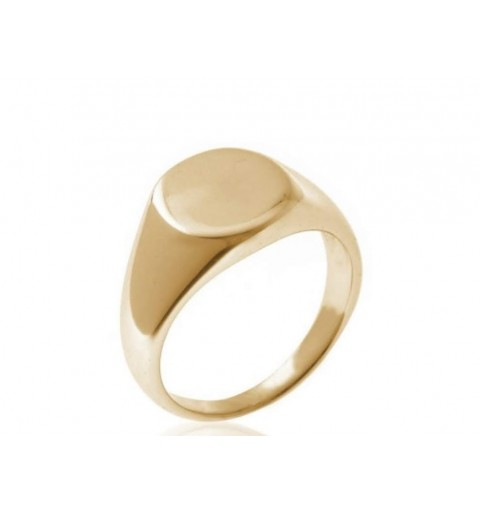 Anillo  Stamp Golden