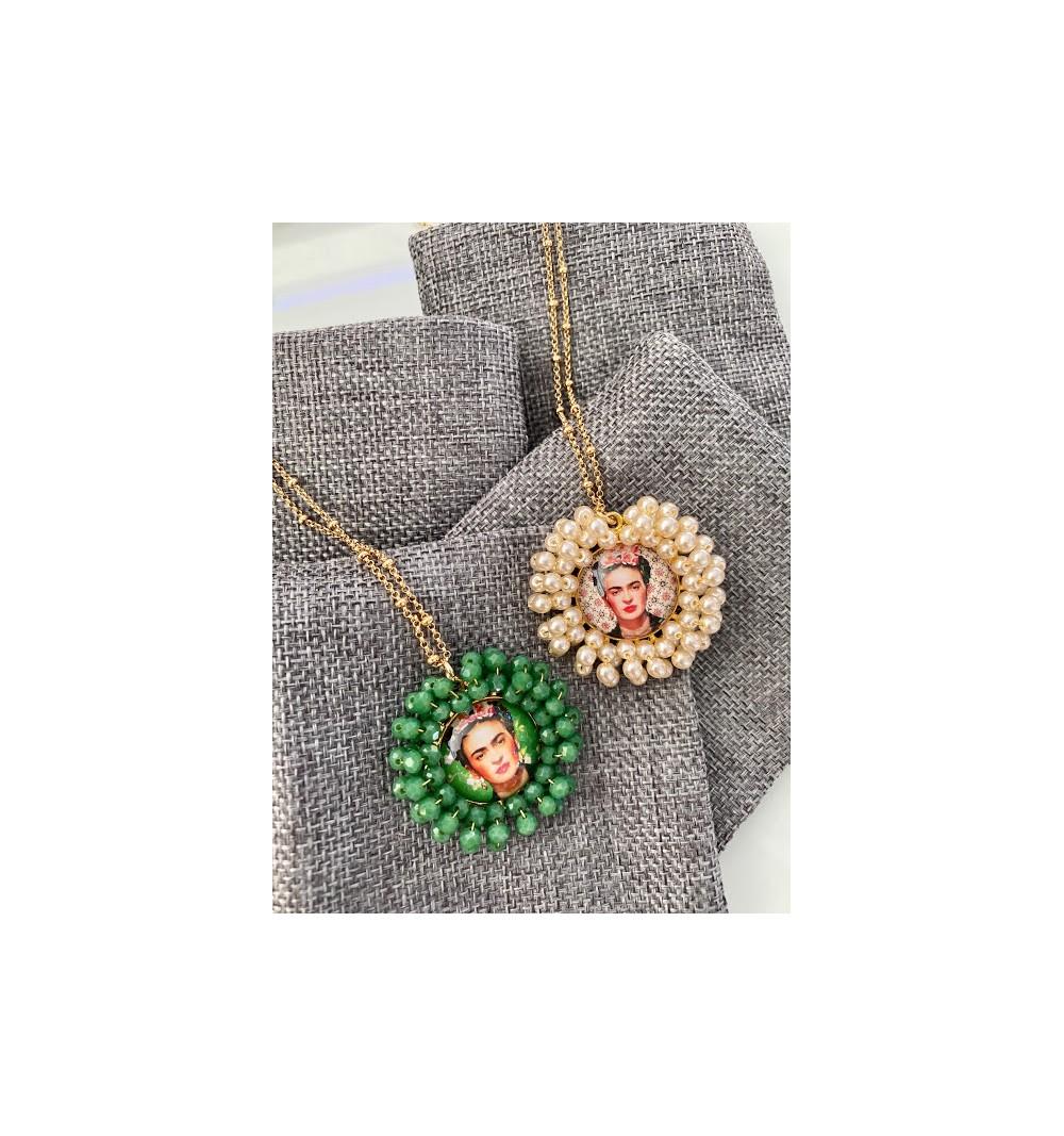 Frida Kahlo Green  38,00€