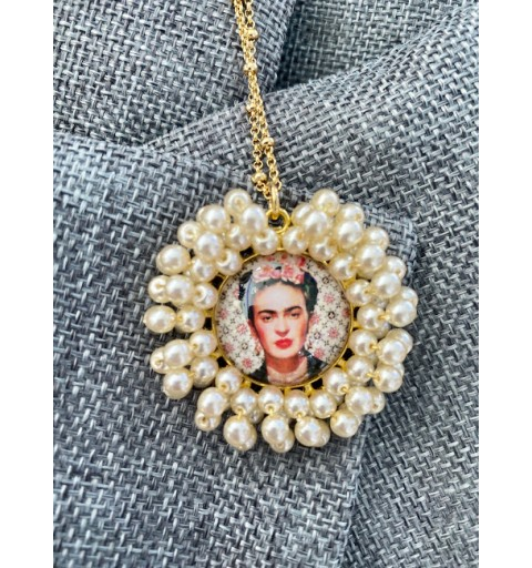Frida Kahlo White  38,00 €