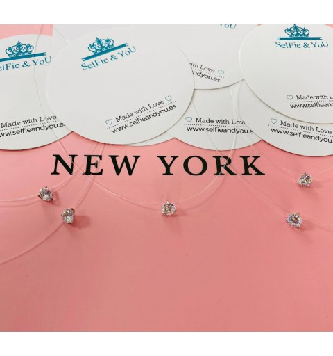 Colgante New York  12,00 €