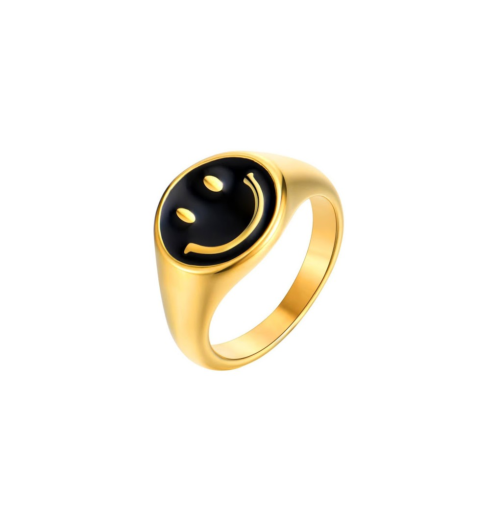 Anillo Smile Black  30,00 €