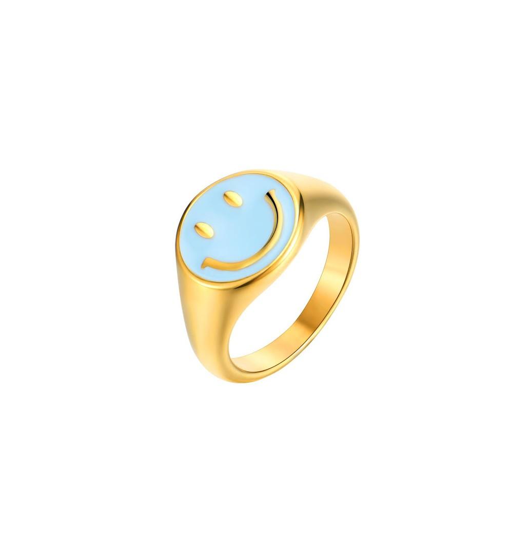 Anillo Smile Turquoise  30,00€