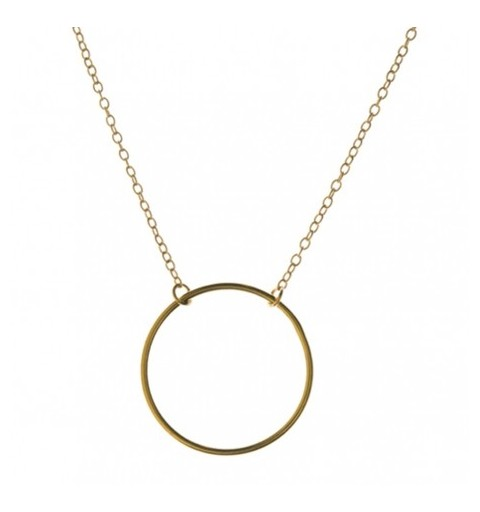 COLGANTE CIRCLE GOLD